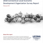 2018 Connecticut Local Economic Development Organization Survey Report